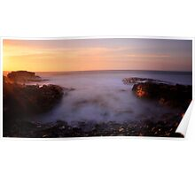 Sunset.........North West Coast Poster