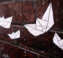 sail away by Jo Morcom