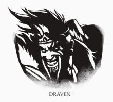 League of Legends Draven Custom Design by epocht
