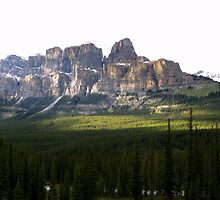 Rocky Mountain Splendor by wwyz