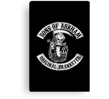 Sons Of Arkham Canvas Print