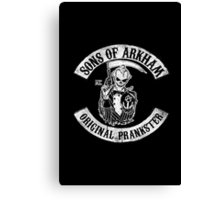 Sons Of Arkham Canvas Print