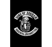 Sons Of Arkham Photographic Print