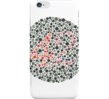 42 - Ishihara Plate iPhone Case/Skin
