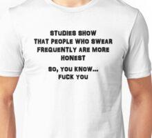 On Swearing Unisex T-Shirt