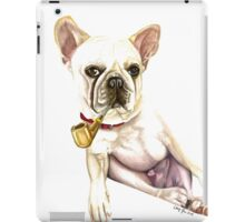 Frenchie iPad Case/Skin