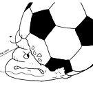 VITA E AVVENTURE DI PICCOLE MERDE - Soccer by CLAUDIO COSTA
