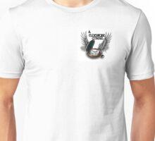 A Clockwork Citadel - LOGO (white) Unisex T-Shirt