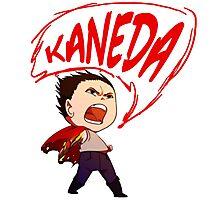 Tetsuo-Kaneda! Photographic Print