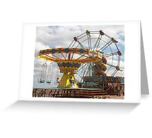 To Be Young Again Greeting Card