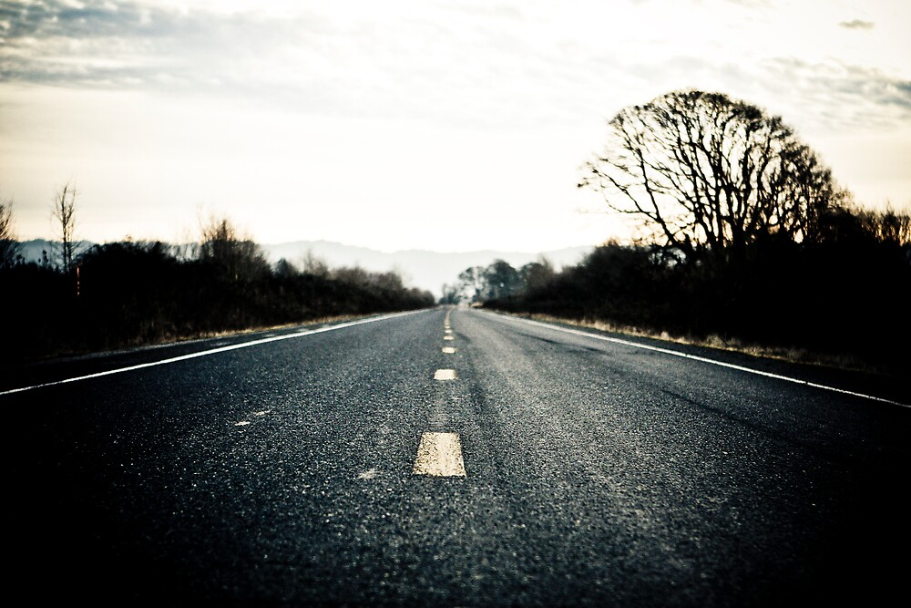 Down the road.. by singham
