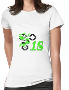 dm18eb Womens Fitted T-Shirt