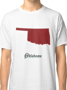 Oklahoma - States of the Union Classic T-Shirt