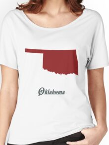 Oklahoma - States of the Union Women's Relaxed Fit T-Shirt