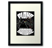 floyd kombat revamp Framed Print
