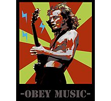 OBEY Angus Photographic Print