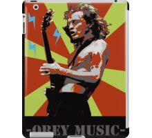 OBEY Angus iPad Case/Skin