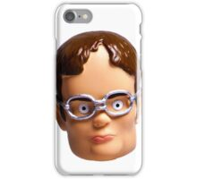 Dwight Bobblehead  iPhone Case/Skin