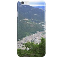 Andorra la Vella and iPhone Case/Skin