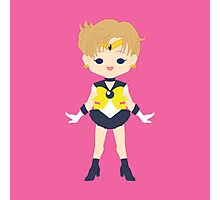 Sailor Uranus Photographic Print