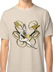 sport series ( flying with hummingbirds  Classic T-Shirt