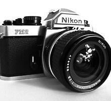 Nikon FM2 Nikkor 24mm f2.8 by siemsie