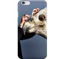 Rubeus Hagrid in the Harry iPhone Case/Skin