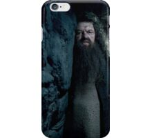 But how about as Hagrid iPhone Case/Skin