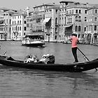 Gondolier by Claire Elford