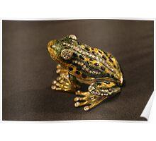 Prince Frog Poster