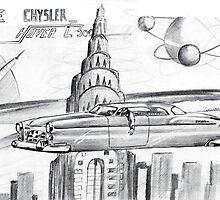 Chrysler Hover C300 by bullittproof