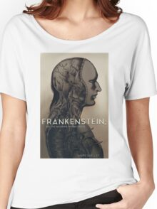 Frankenstein; or the Modern Prometheus Women's Relaxed Fit T-Shirt