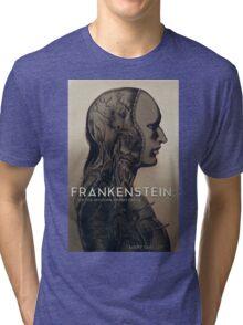 Frankenstein; or the Modern Prometheus Tri-blend T-Shirt