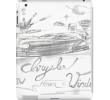 Chrysler Hover Windsor iPad Case/Skin