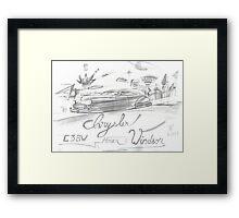 Chrysler Hover Windsor Framed Print