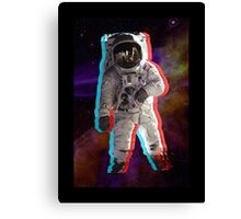 Man is the funniest animal Canvas Print