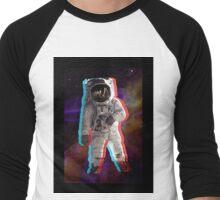 Man is the funniest animal Men's Baseball ¾ T-Shirt