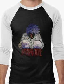 Death Note - L - Typography T-Shirt