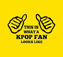 A KPOP FAN LOOKS LIKE - YELLOW by Kpop Love
