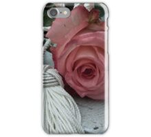 Roses and Tassels iPhone Case/Skin