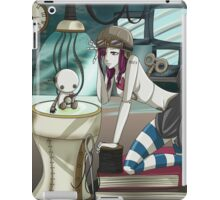 Clockwork Doll  iPad Case/Skin