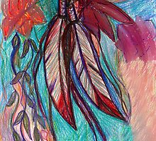 two feathers by amy leader