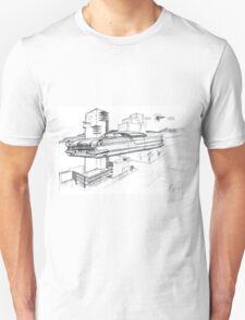 Pontiac Hover Star Chief Unisex T-Shirt