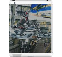 StarManx iPad Case/Skin