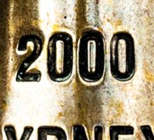 Ship's Bell Sticker