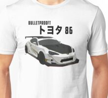 Toyota 86 Bulletproof Unisex T-Shirt