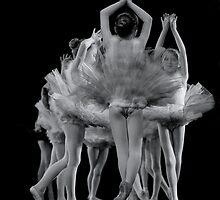 Little Ballerinas by Leanne King