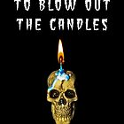 Horror: It's time to blow out the candle by Vanessa Pike-Russell