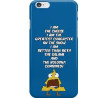 I am the cheese iPhone Case/Skin