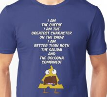 I am the cheese Unisex T-Shirt